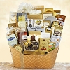 Spectacular Impression Holiday Gourmet Gift Basket