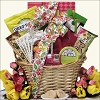 Spring Greetings: Mother's Day Gourmet Gift Basket