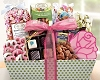 Spring Sweets and Nuts Gourmet Gift Basket