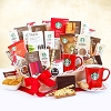 Starbucks Deluxe Holiday Gift Basket