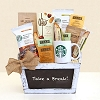 Starbucks Take A Break! Coffee Gift Basket