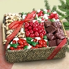 St. Nick Holiday Goodies Gift Basket