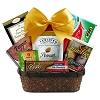 Sugar Free Happy Birthday Gift Basket
