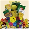 Sugar Free Smiley Get Well Gift Basket