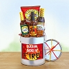 Summer Bucket Of Fire Snacks Gift