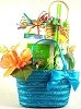 Summer Classic Gourmet Gift Basket For Her