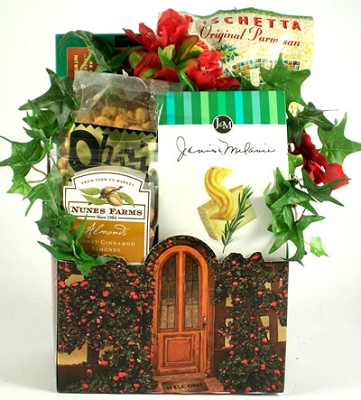 Summer Collection: Summer Gift Basket