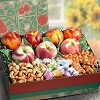 Summer Fruits and Snacks Deluxe Gift Box