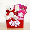 Sweet Bear Hugs For My Valentine Gift Basket