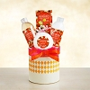 Sweet Citrus Breezes Spa Gift Basket