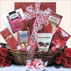 Sweet Love: Valentine's Day Chocolate Gift Basket