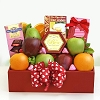 Sweets and Fruits: Valentine Gift Box