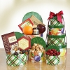 Sweet & Savory Holiday Harvest Tower