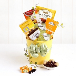 Sweets & Sunshine Spring Gift Basket