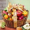 Sweet Sunshine: Happy Birthday Fruit Gift Basket