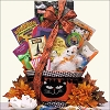 Sweets & Treats: Halloween Gift Basket For Kids