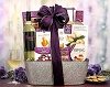 Sweets & Wine Gift Basket