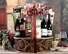 Taste Of California: Deluxe Wine Gift Basket