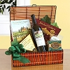Taste Of Country: Wine & Gourmet Gift Basket