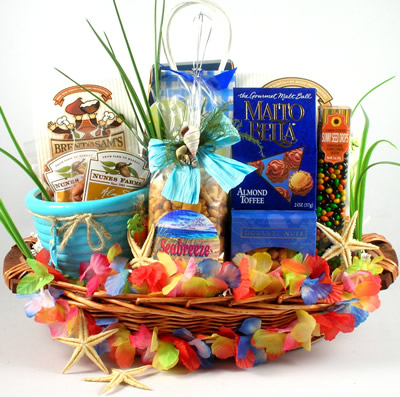 Taste Of The Islands: Tropical Gift Baskets