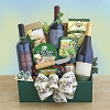 Taste Of The Season Wine Gift Basket