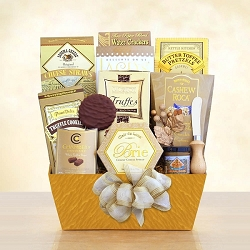 Thanks A Million! Gourmet Gift Basket