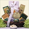 Thank You: Corporate Cheese Gift Basket