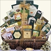 The Grand Gourmet: Holiday Christmas Gift Basket
