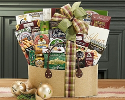The VIP: Gourmet Luxury Gift Basket