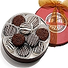 Tin of 16 Classic Chocolate Dipped Oreos