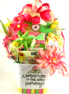 To A Special Mother: Mother's Day Gift Basket