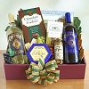 Toast The Good Times: Wine Gift Basket