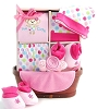 Too Cute Baby Girl Gift Basket
