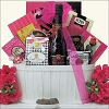 Trendy & Sweet: Mother's Day Gourmet & Wine Gift Basket