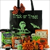 Tricks & Treats Halloween Gift Basket For Teen Boy