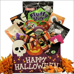 Tricks & Treats Halloween Gift Basket For Teens