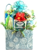 Tropical Breeze: Snacks Beach Gift Basket
