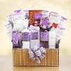 Ultimate Fields Of Lavender Spa Gift Basket