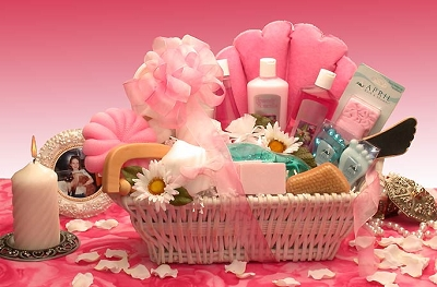 Ultimate Relaxation Bath & Body Gift Basket