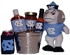 University Of North Carolina Tar Heels Gift Basket