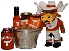 University Of Texas Longhorns Gift Basket