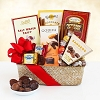 Valentine Chocolate Dreams Gift Basket