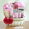 Spa And Tea Gift Basket