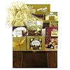 VIP Gourmet Treasure Chest Gift Basket