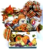 Welcome Fall: Gourmet Fall Gift Basket
