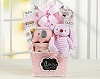 Welcome New Baby Gift Basket