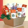 Greetings Starbucks Coffee Gift Basket
