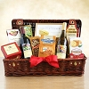 wine Country Holiday Picnic Wine Gift Basket