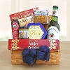 Wine Country Summertime Snack Collection Basket