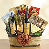 Wine Country Treasures: Wine Gift Basket
